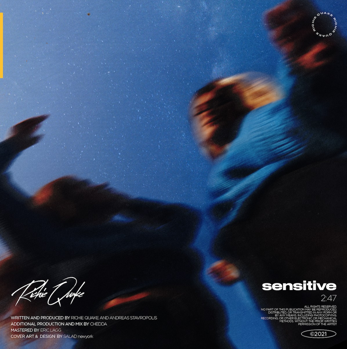 Sensitive – [Richie Quake]