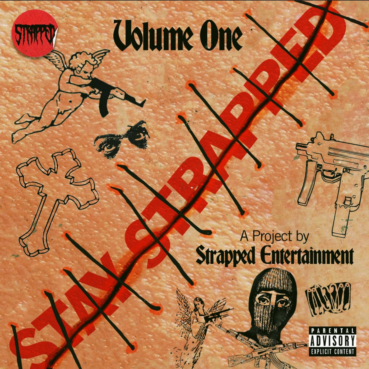 Stay Strapped, Vol. 1 – [STRAPPED!]