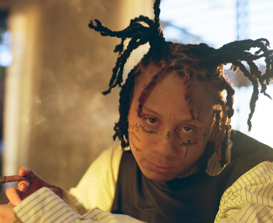A Conversation w/ Trippie Redd: Success of 'A Love Letter To You 4', Perfecting His Craft, New Album Ideas & More