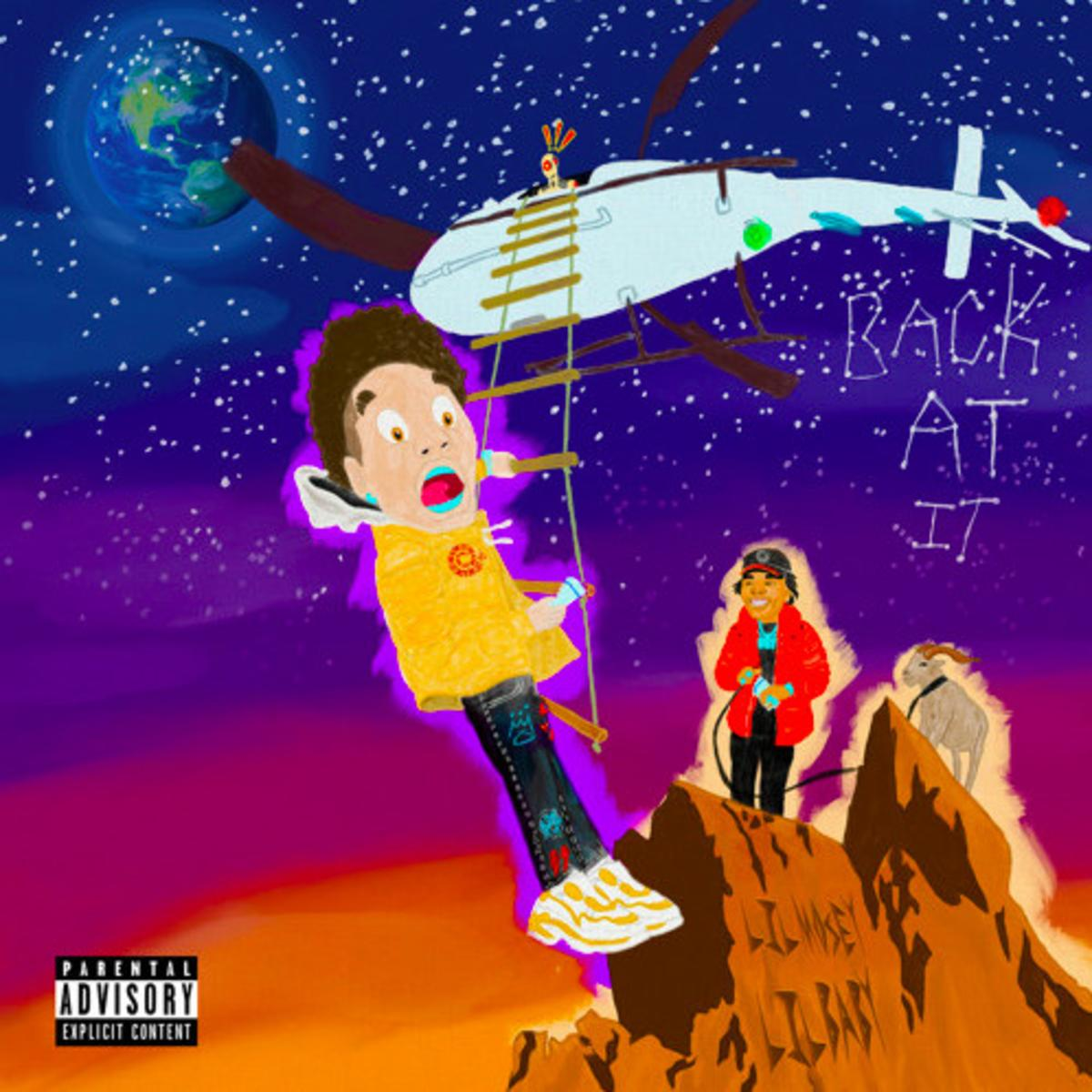 Back at It – [Lil Mosey] ft. [Lil Baby]
