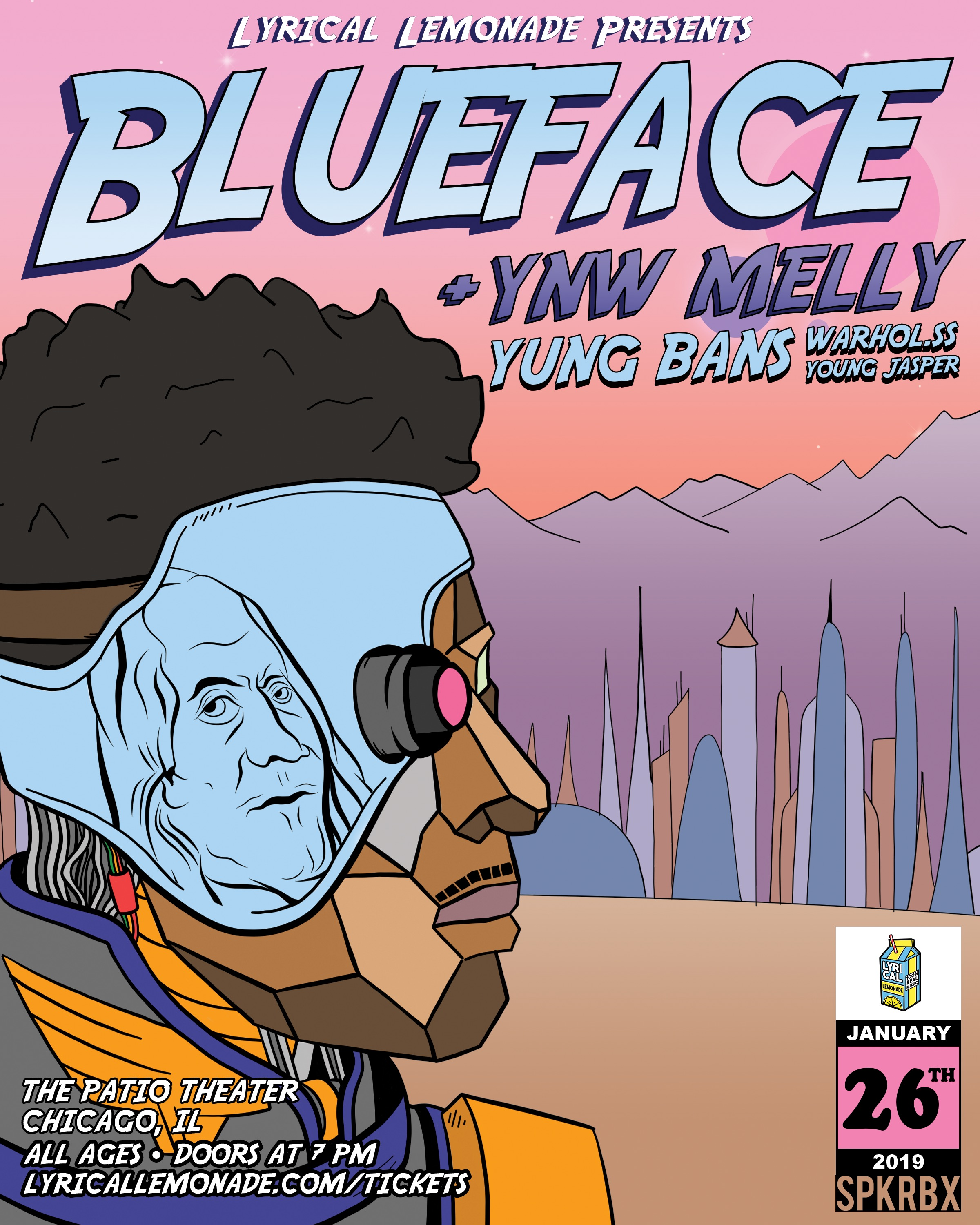 TICKETS: Blueface + More