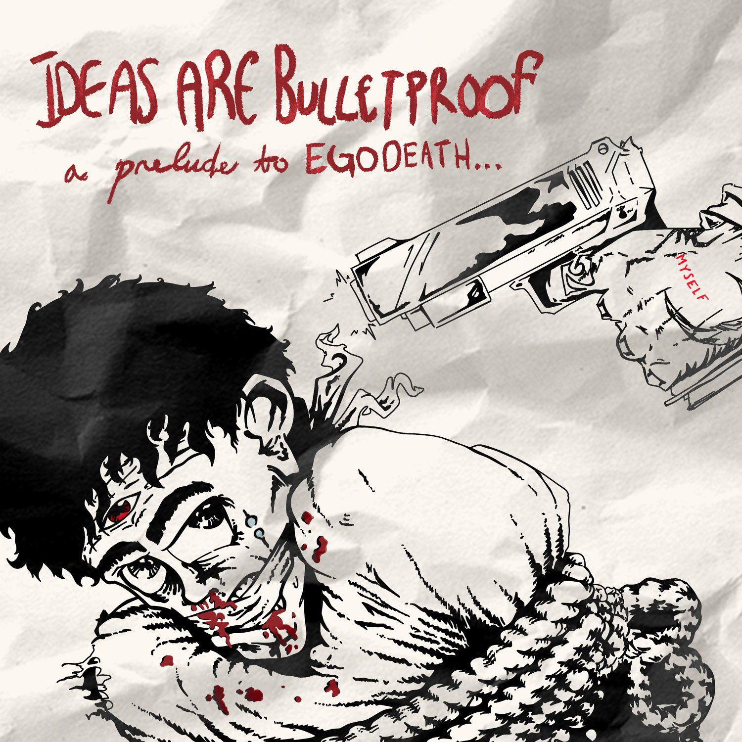 IDEAS ARE BULLETPROOF! – [EGOVERT]