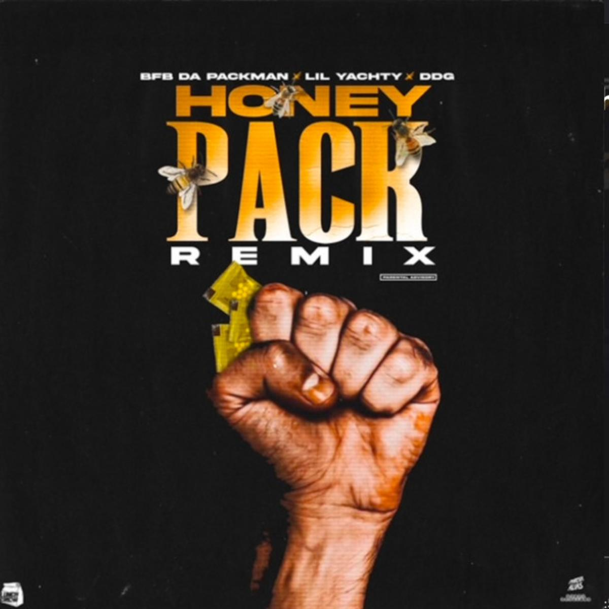 Honey Pack (Remix) – [BFB Da Packman] feat. [Lil Yachty] [DDG]