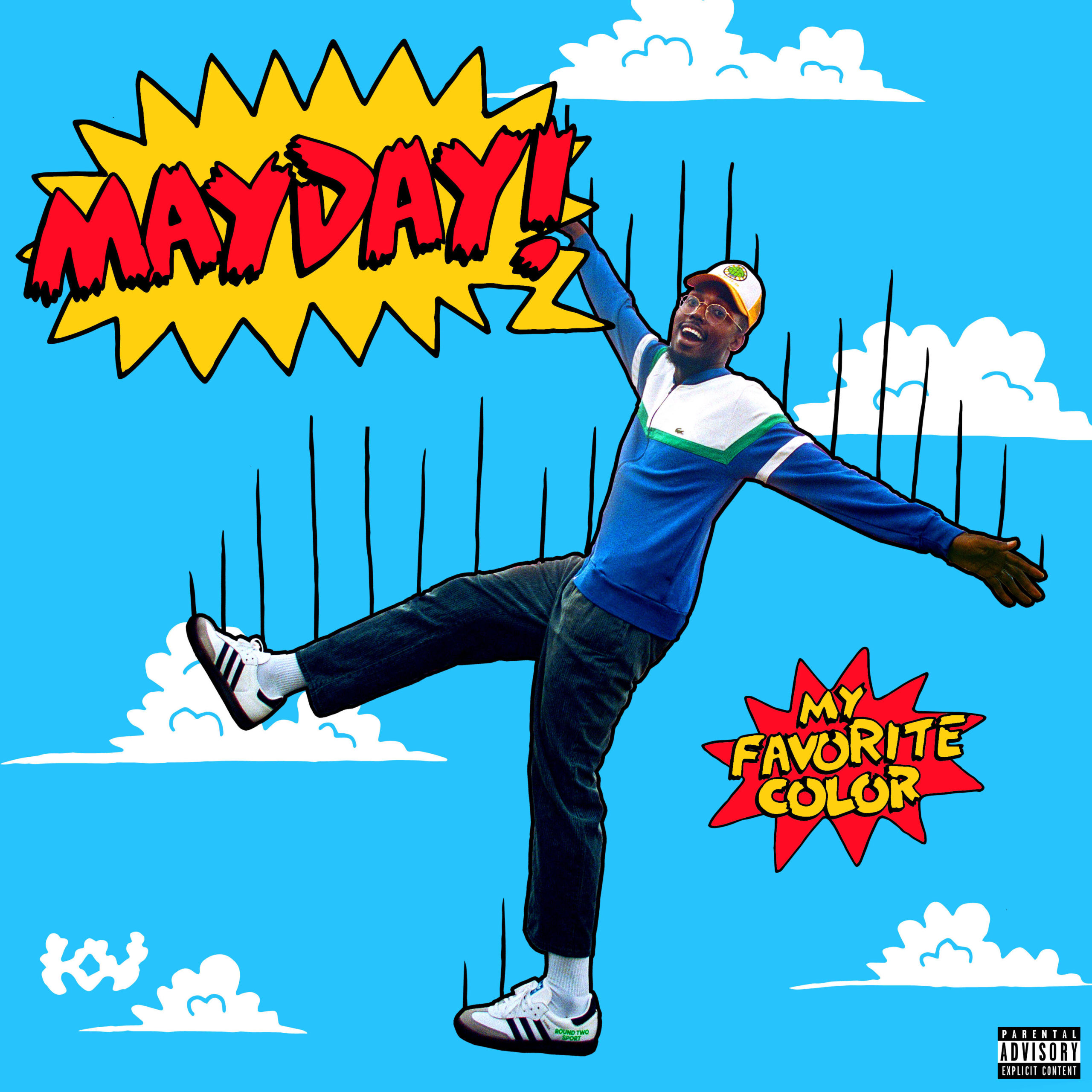 MAYDAY – [My Favorite Color]