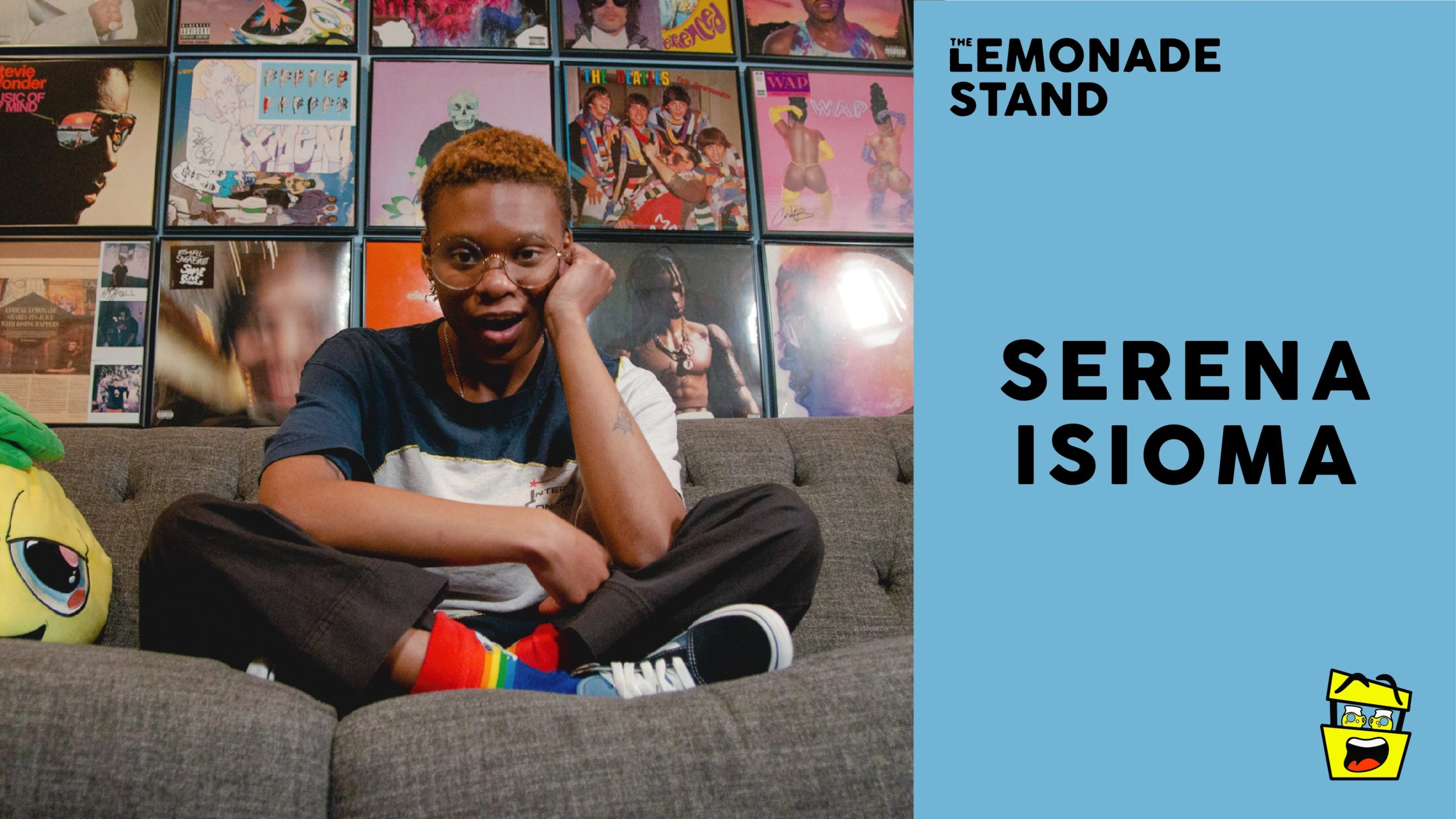 Serena Isioma: The Lemonade Stand Interview