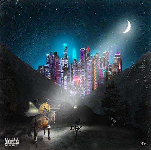 Lil Nas X Drops '7' EP