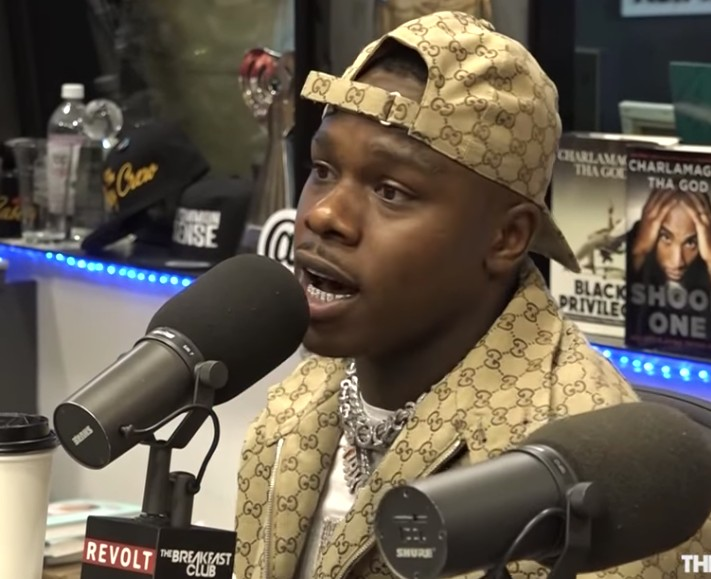 Watch DaBaby's brand new interview with The Breakfast Club