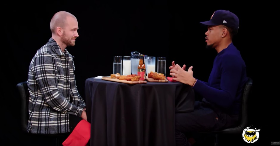 Watch Chance The Rapper on Hot Ones