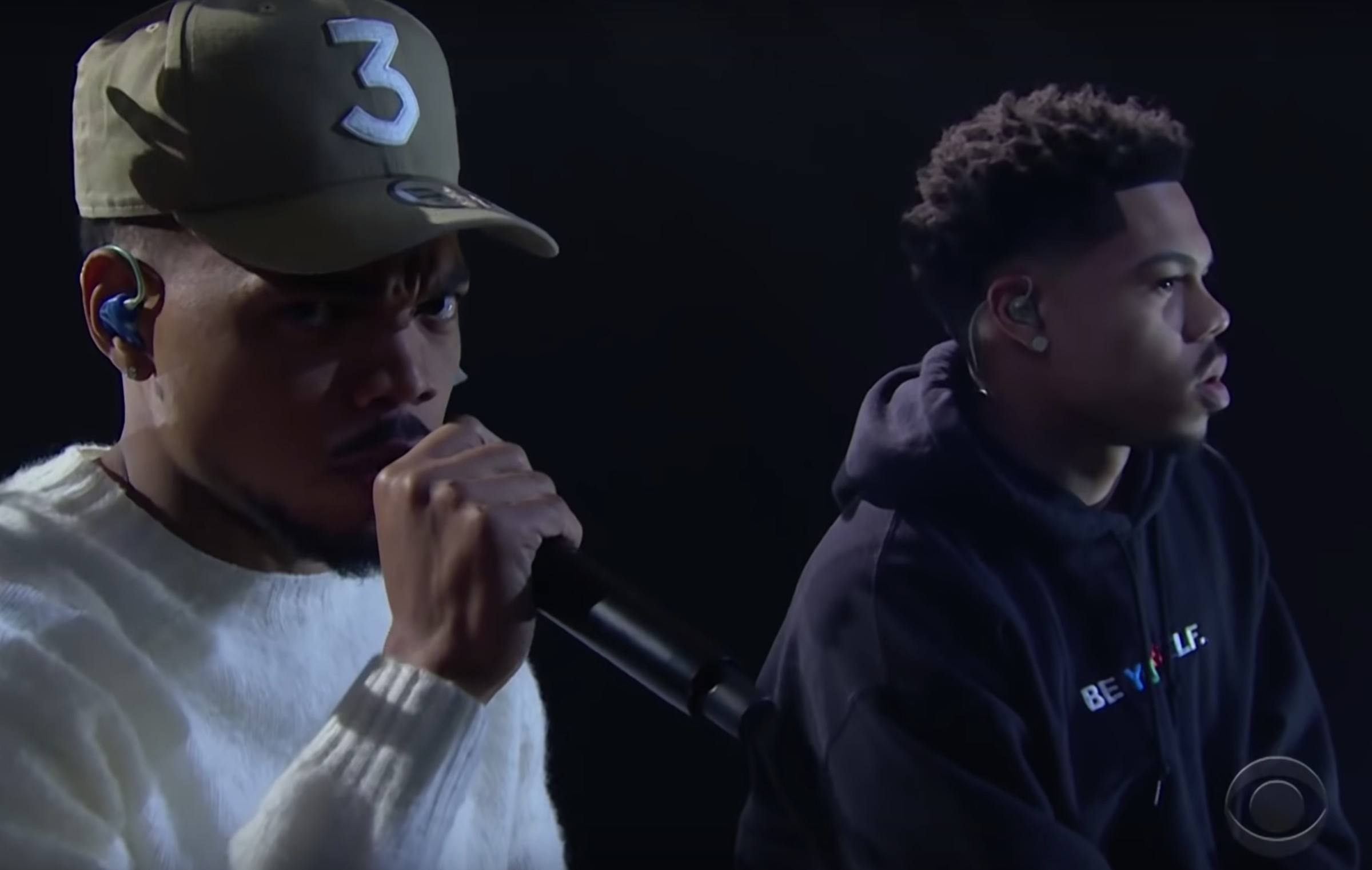 """Watch Chance The Rapper & Taylor Bennett Perform """"Roo"""" on James Corden"""