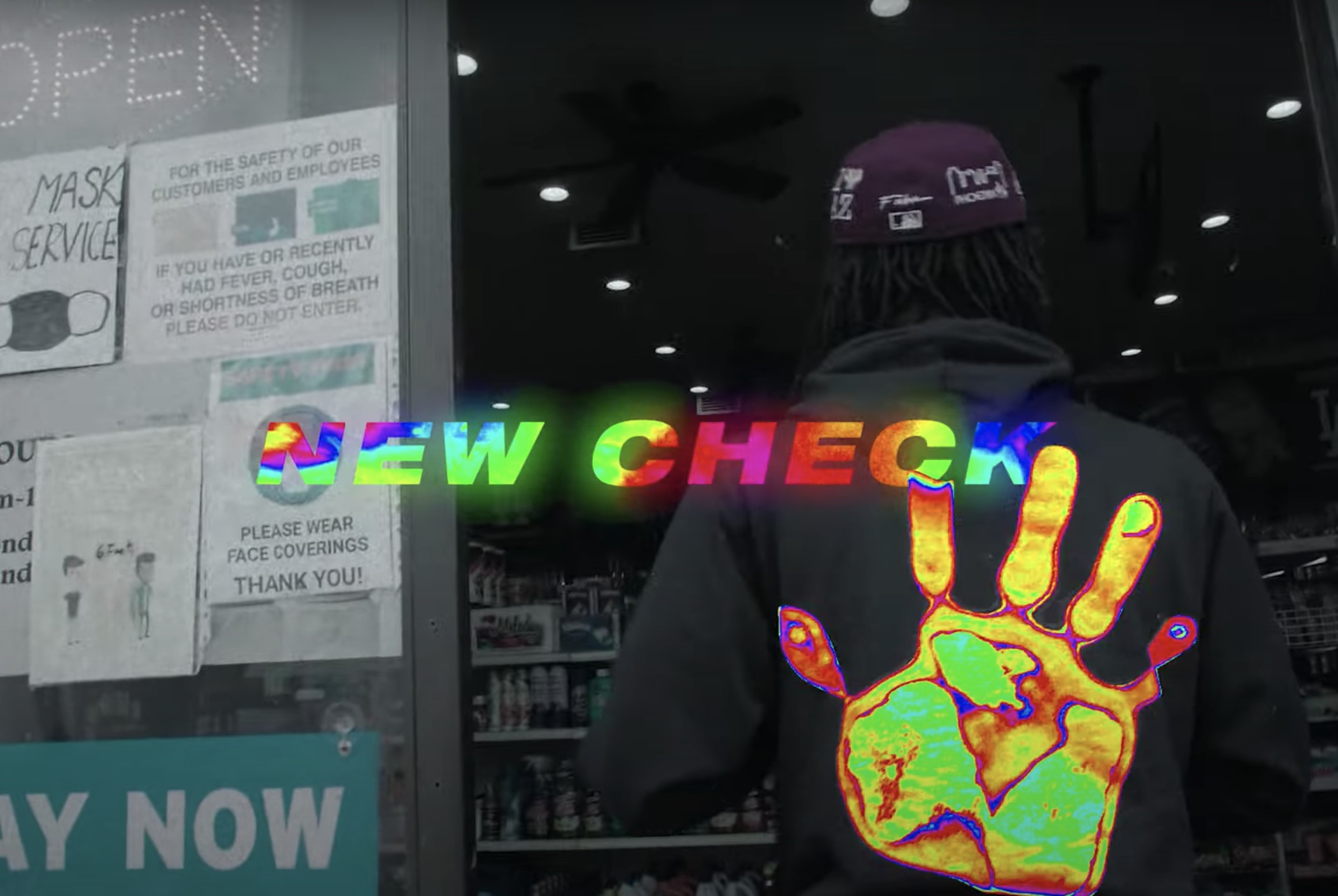 New Check – [Better Temperatures] ft. [BIGBABYGUCCI] [Austin Skinner] [30ROCK]