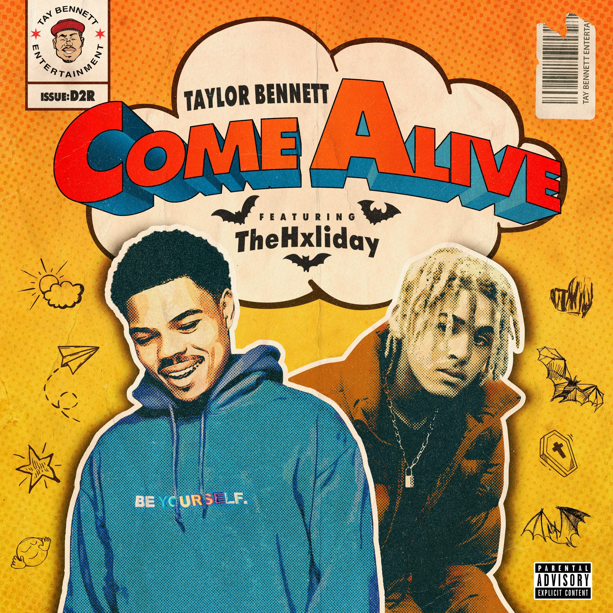 Come Alive – [Taylor Bennett] ft. [TheHxliday]