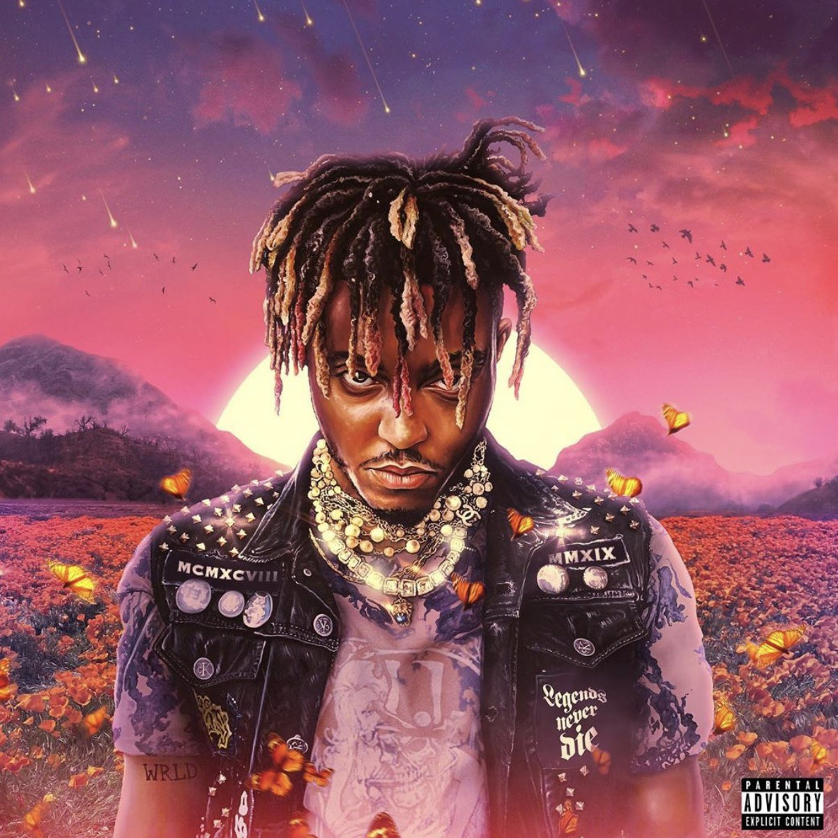Juice WRLD's posthumous album 'Legends Never Die' drops