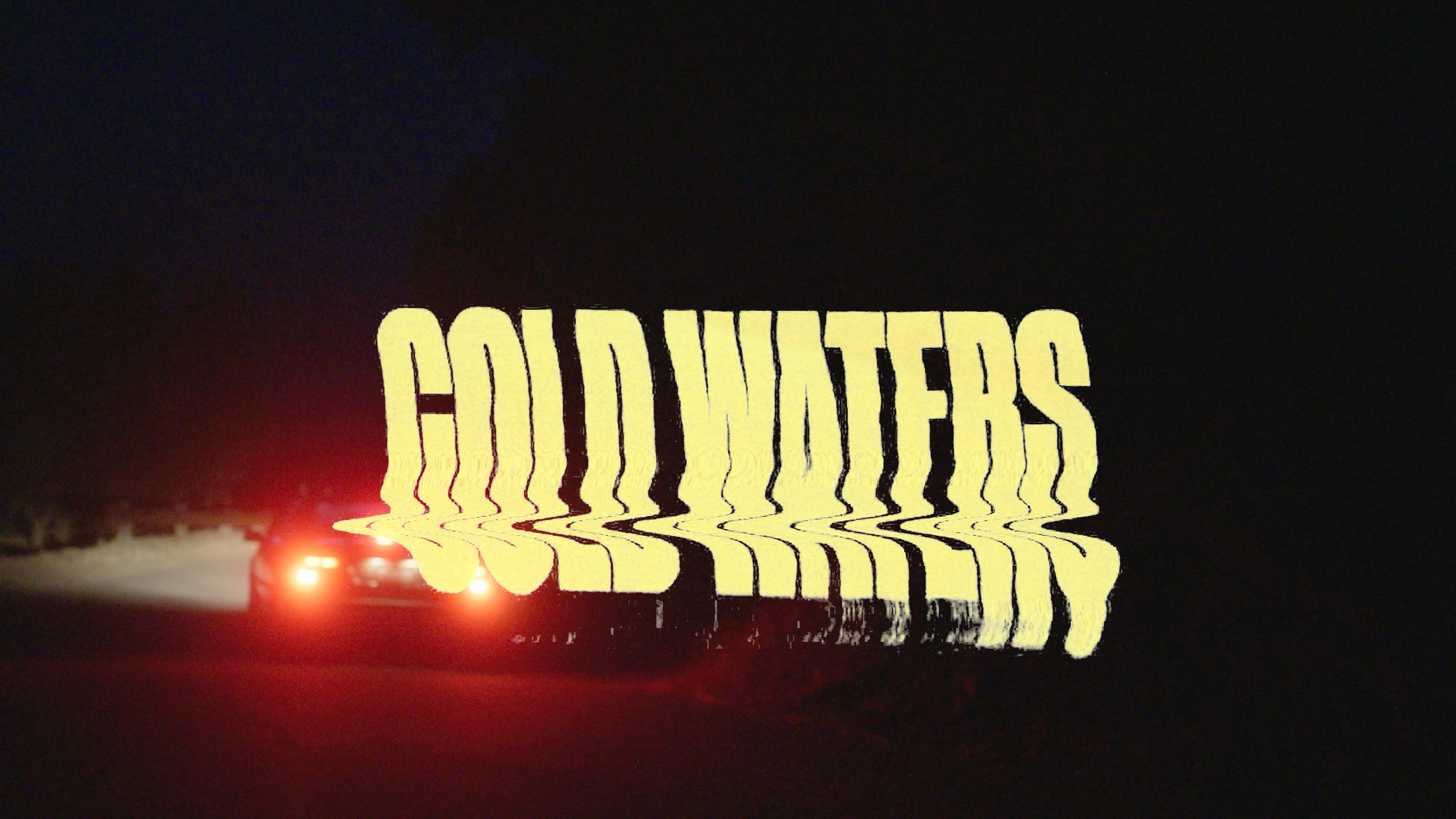 Premiere: Cold Waters (Official Video)-[Hong Kong Boyfriend]