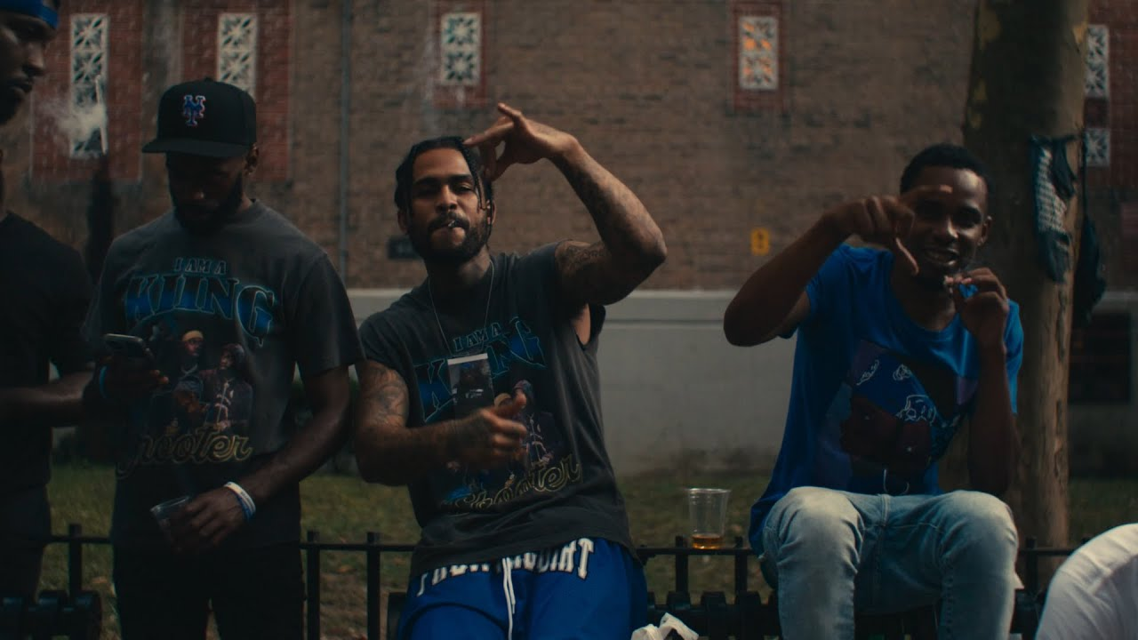 Yeah I Know – [Dave East] x [Harry Fraud] ft. [Kiing Shooter]