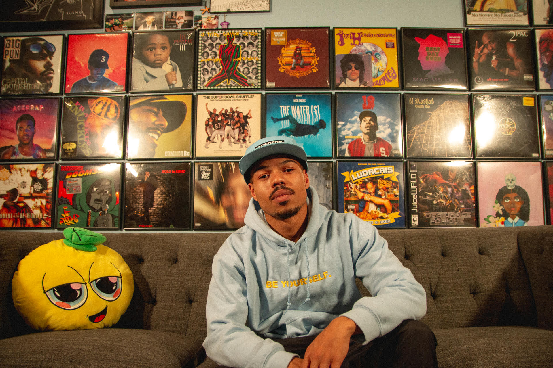 Taylor Bennett: The Lemonade Stand Interview