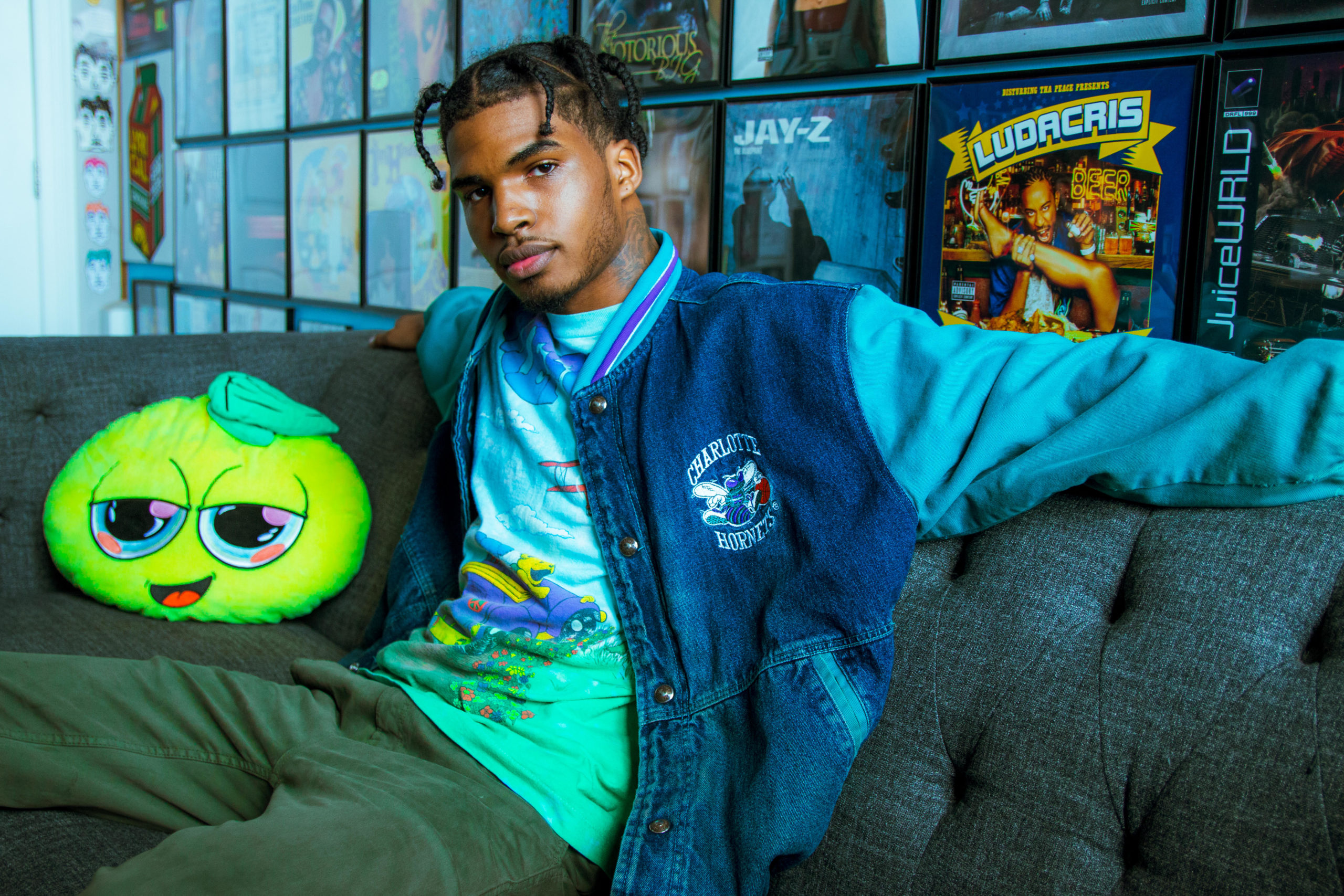 Kye Colors: The Lemonade Stand Interview