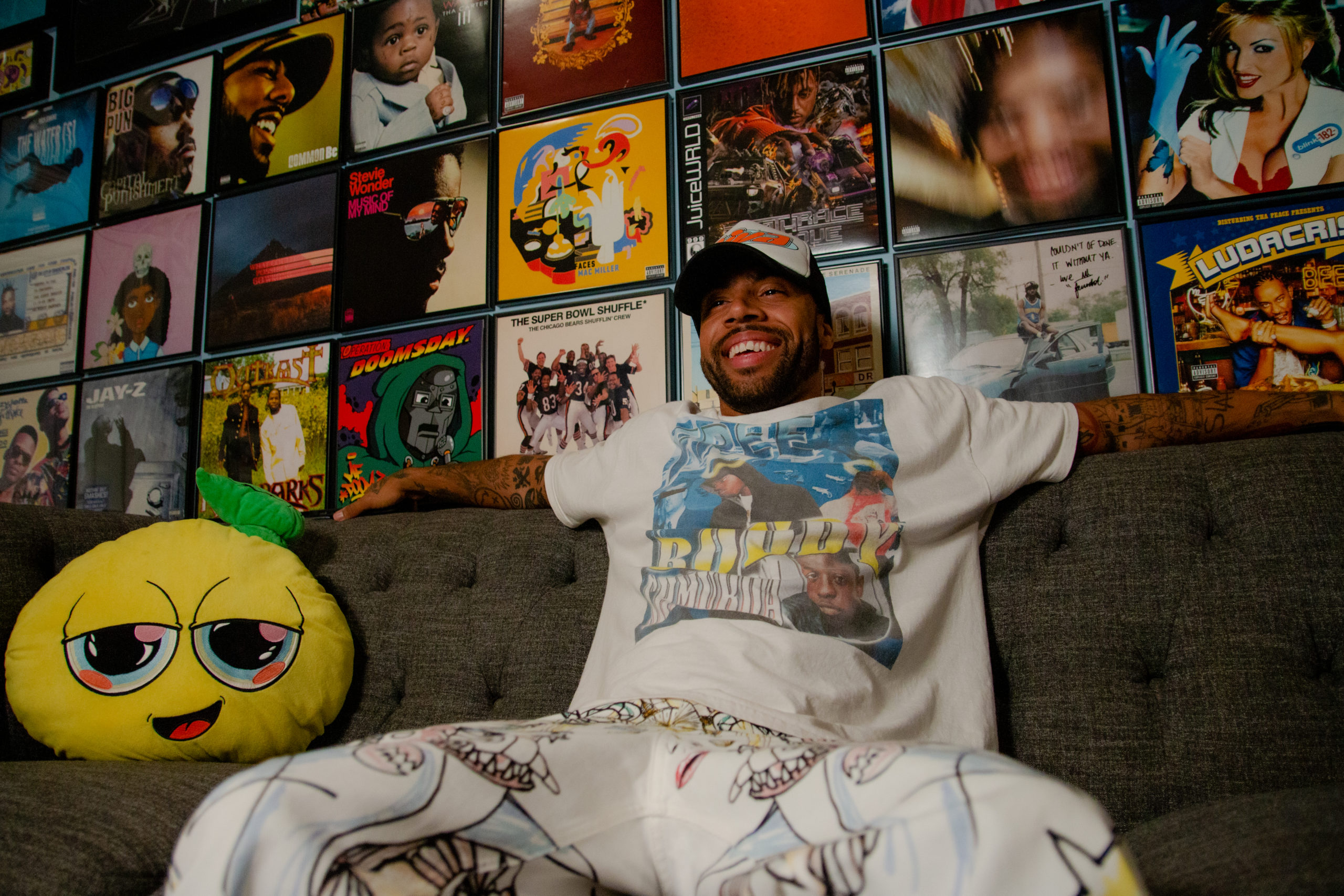Vic Mensa: The Lemonade Stand Interview